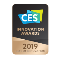 Best of Innovation Award- CES 2019